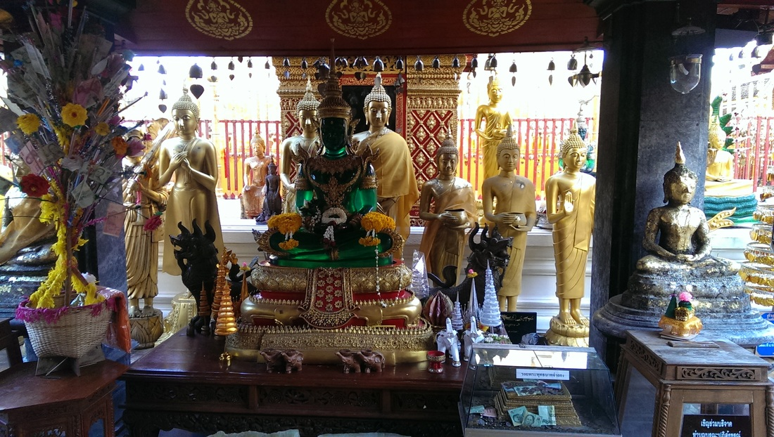 thailand, travel, south east asia, sikh, singh, temple, chiang mai, wat phra doi suthep