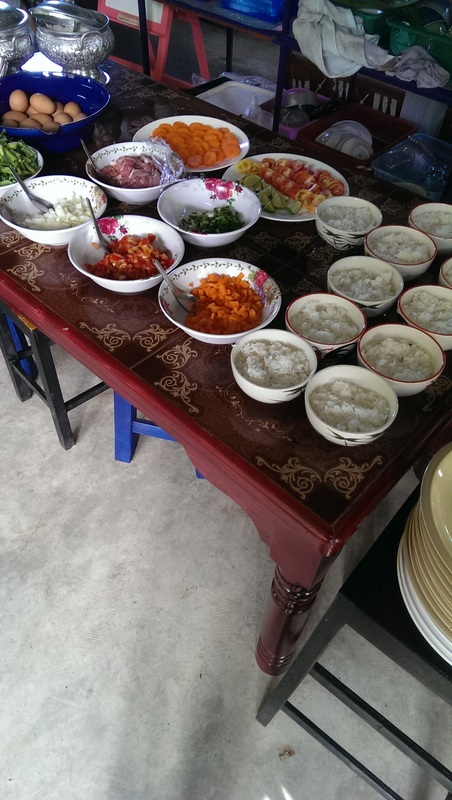 thailand, food, travel